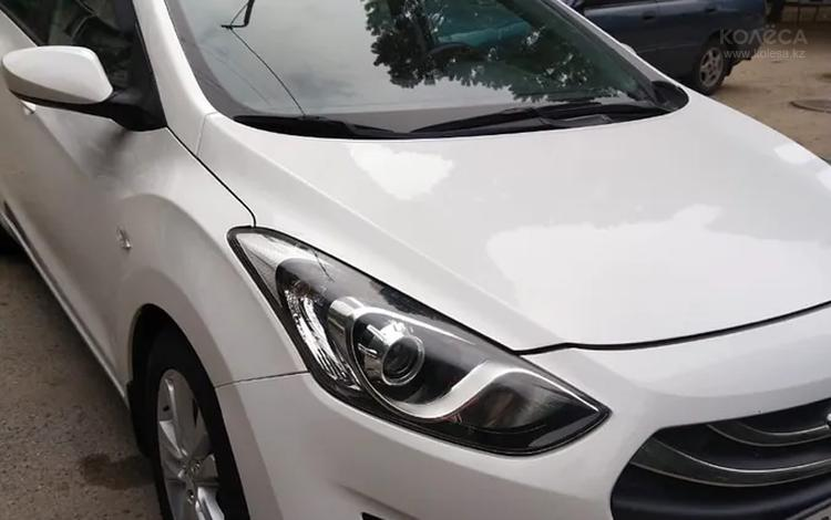 Hyundai i30 2016 года за 5 900 000 тг. в Алматы