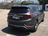 Hyundai Santa Fe 2019 года за 15 800 000 тг. в Алматы – фото 2