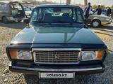 ВАЗ (Lada) 2107 2006 года за 800 000 тг. в Шымкент – фото 2