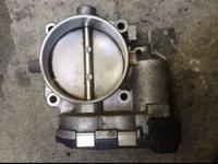 Дроссельная заслонка Мерседес двигатель м113 за 25 000 тг. в Алматы