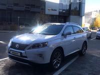Lexus RX 350 2013 года за 13 500 000 тг. в Нур-Султан (Астана)