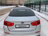Kia Optima 2014 года за 7 400 000 тг. в Нур-Султан (Астана) – фото 5