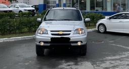 Chevrolet Niva 2017 года за 4 550 000 тг. в Караганда