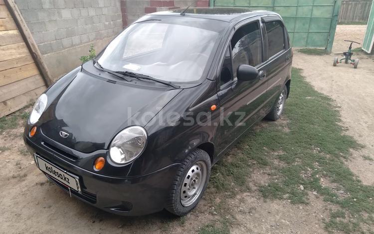 Daewoo Matiz 2012 года за 1 600 000 тг. в Шу
