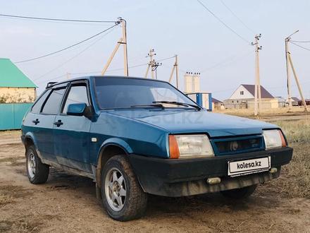 ВАЗ (Lada) 2109 (хэтчбек) 2001 года за 350 000 тг. в Уральск