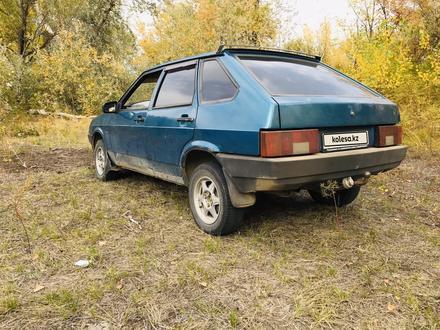 ВАЗ (Lada) 2109 (хэтчбек) 2001 года за 350 000 тг. в Уральск – фото 2