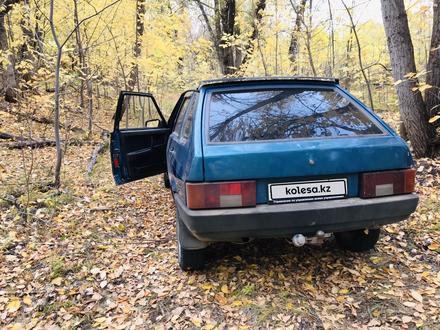 ВАЗ (Lada) 2109 (хэтчбек) 2001 года за 350 000 тг. в Уральск – фото 3