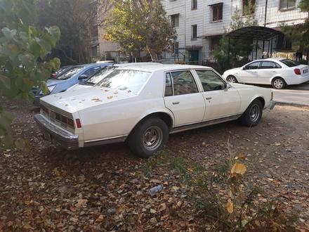 Chevrolet Caprice 1980 года за 15 500 000 тг. в Ташкент – фото 3