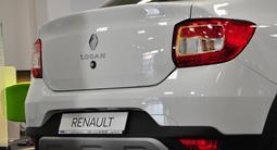 Renault Logan Stepway Life 2020 года за 6 521 000 тг. в Актобе – фото 3