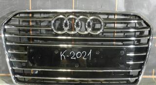 Решетка радиатора - Audi A6 C7 за 70 000 тг. в Алматы