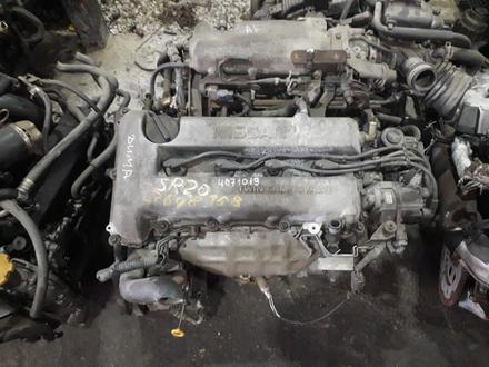 Двигатель Ниссан Премьера 95-98г.Sr20 за 220 000 тг. в Нур-Султан (Астана)