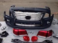 Рестайлинг F-Sport для Lexus LX570 за 650 000 тг. в Алматы