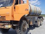 КамАЗ  НЕФАЗ-66065-10 2008 года за 4 500 000 тг. в Ишим – фото 2