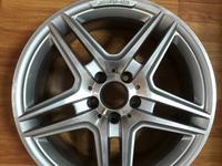 """1шт. (ОДИН) диск Mercedes-Benz AMG w212 оригинал 18"""" за 45 000 тг. в Караганда"""