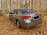 Subaru Legacy 2010 года за 5 500 000 тг. в Петропавловск – фото 2