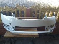 Передний бампер Skoda Rapid за 20 000 тг. в Караганда