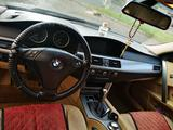 BMW 525 2005 года за 4 000 000 тг. в Нур-Султан (Астана) – фото 4