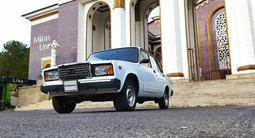 ВАЗ (Lada) 2107 2007 года за 1 000 000 тг. в Шымкент – фото 3