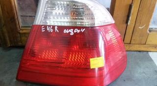 Задний правый стоп сигнал BMW E46(седан) за 7 000 тг. в Караганда