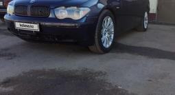 BMW 745 2001 года за 2 900 000 тг. в Караганда – фото 3