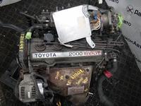 Двигатель TOYOTA 3S-FE Контрактный  Доставка ТК, Гарантия за 237 150 тг. в Новосибирск