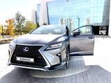 Lexus RX 300 2019 года за 24 950 000 тг. в Нур-Султан (Астана)