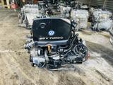 Контрактный двигатель Volkswagen Golf 4 1.8 turbo AGU, AUM, AWU… за 220 270 тг. в Нур-Султан (Астана) – фото 2