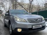 Subaru Outback 2011 года за 6 100 000 тг. в Алматы – фото 2