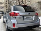 Subaru Outback 2011 года за 6 100 000 тг. в Алматы – фото 4