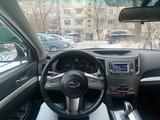 Subaru Outback 2011 года за 6 100 000 тг. в Алматы – фото 5