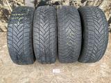 . Резина б у 195*65*15 Dunlop (M + S) зима, 4 шт., комплект б у из Европы. за 45 000 тг. в Караганда