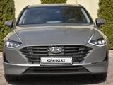 Hyundai Sonata 2021 года за 14 500 000 тг. в Алматы – фото 2