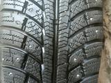 Шины зимние шипованные (комплект 4 шины) за 70 000 тг. в Караганда – фото 2