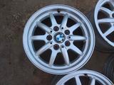 """Оригинальные легкосплавные диски """"27 стиль"""" на автомашину BMW 3 ( за 85 000 тг. в Нур-Султан (Астана) – фото 3"""