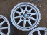"""Оригинальные легкосплавные диски """"27 стиль"""" на автомашину BMW 3 ( за 85 000 тг. в Нур-Султан (Астана) – фото 4"""