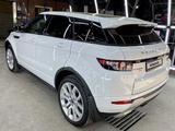 Land Rover Range Rover Evoque 2013 года за 14 900 039 тг. в Алматы – фото 2