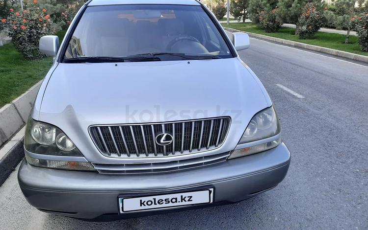 Lexus RX 300 1999 года за 4 100 000 тг. в Шымкент