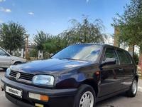 Volkswagen Golf 1993 года за 1 700 000 тг. в Тараз