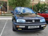 Volkswagen Golf 1993 года за 1 700 000 тг. в Тараз – фото 4