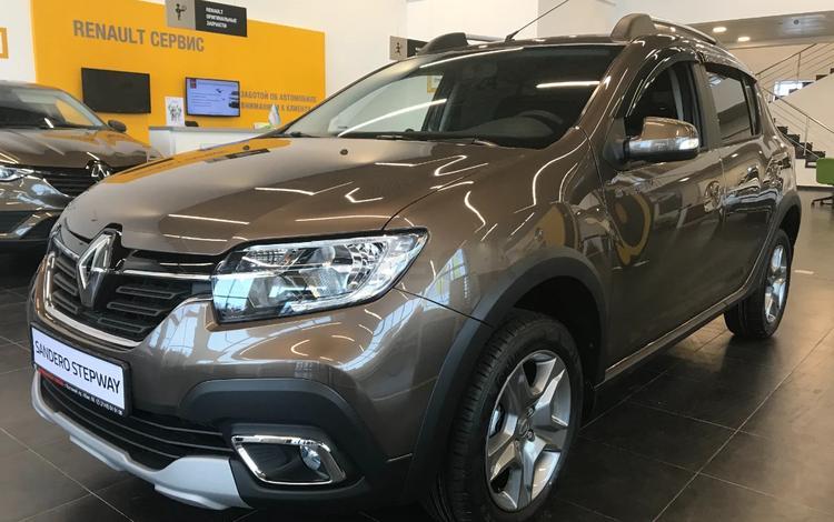 Renault Sandero Stepway Drive 2020 года за 7 471 000 тг. в Костанай