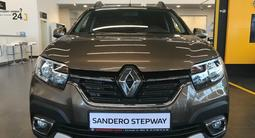 Renault Sandero Stepway Drive 2020 года за 7 471 000 тг. в Костанай – фото 2