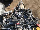 Двигатель ej201 ej202 ej203 двухвальный Субару форестер, Субару легаси за 219 900 тг. в Алматы