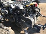 Двигатель ej201 ej202 ej203 двухвальный Субару форестер, Субару легаси за 219 900 тг. в Алматы – фото 2