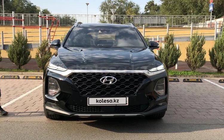 Hyundai Santa Fe 2020 года за 13 999 999 тг. в Алматы