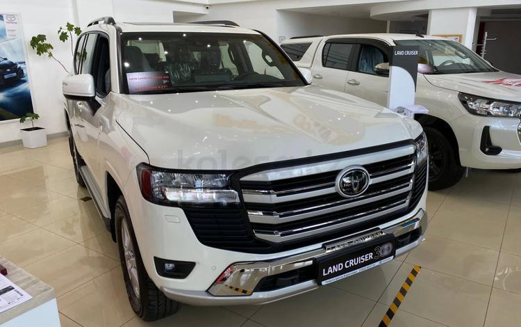 Toyota Land Cruiser Prestige 4.0 2021 года за 44 800 000 тг. в Караганда
