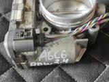 Дроссельная заслонка, дроссель на Ауди а6 Ц5 Ц6 Audi a6… за 25 000 тг. в Алматы – фото 5
