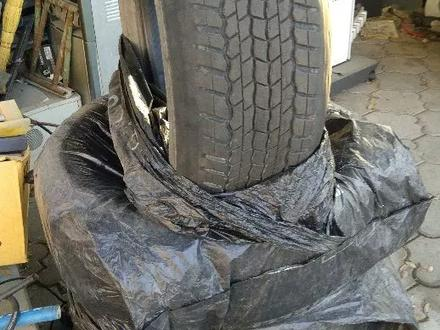 Резину Dunlop grandtrek at22, комплект 4 штуки. за 20 000 тг. в Алматы – фото 2