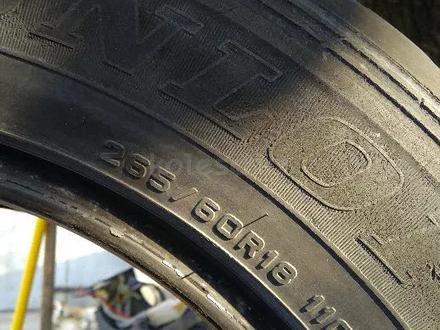 Резину Dunlop grandtrek at22, комплект 4 штуки. за 20 000 тг. в Алматы – фото 4