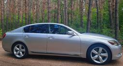 Lexus GS 300 2006 года за 5 500 000 тг. в Петропавловск – фото 3