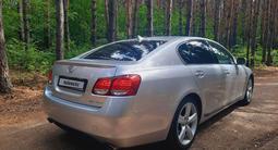 Lexus GS 300 2006 года за 5 500 000 тг. в Петропавловск – фото 5